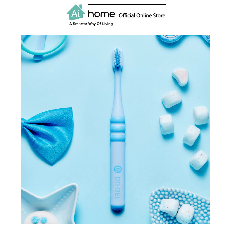 Dr.Bei Children Toothbrush (6-12 Years) 1pcs [ Ai Home ]