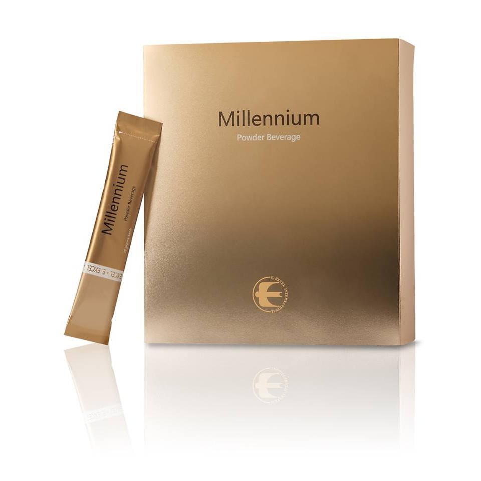 E Excel Millennium Powder Beverage 30x15g <>
