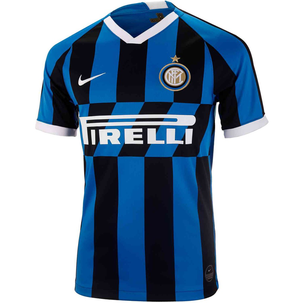 a85ef656f Champions League 19-20 Inter Milan jersey home away jersey football uniform  | Shopee Malaysia