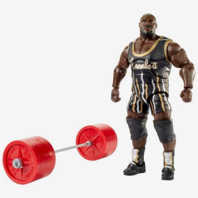 WWE Wrestling Elite ventilateur central triple H Action Figure