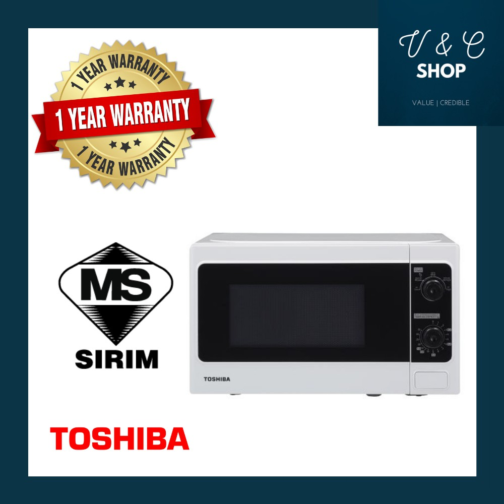 Toshiba Er Sm20 W My 20l Simple Series Microwave Oven 微波炉 Shopee Malaysia