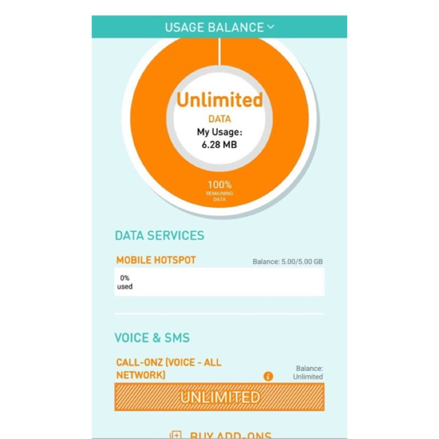 Umobile Unlimited Data all Unlimited !!!
