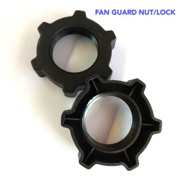"""Fan Guard Nut Lock Multiple (Ring) Replacement for 12""""&16"""" table fan, stand fan, wall fan, auto fan"""