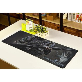 249257dff66 CS GO Gaming mouse pad 40x90 cm big Hyper beast game CS: GO gun mouse pads  | Shopee Malaysia