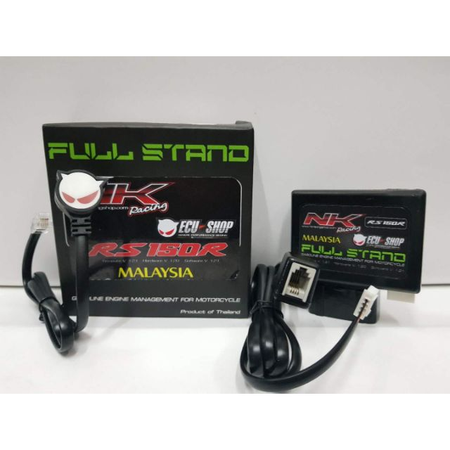 Ecu shop rs150 Rs150r y15 y15zr exciter full stand NK racing malaysia