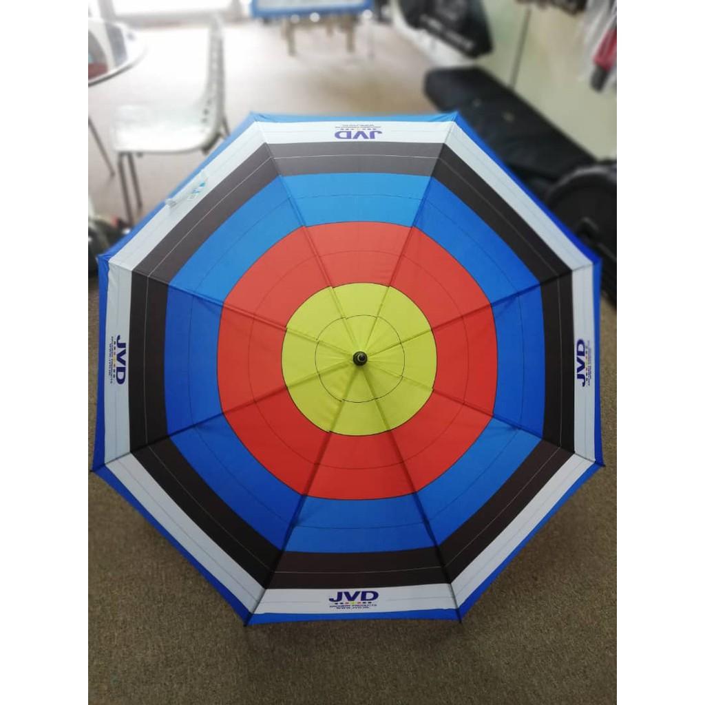 JVD Target Umbrella M target for/'s Archery Parasol Umbrella