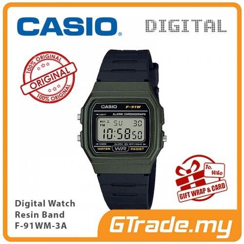 8ea96084167 CASIO Men Kids Digital Watches Classic Vintage F-91W F-94WA