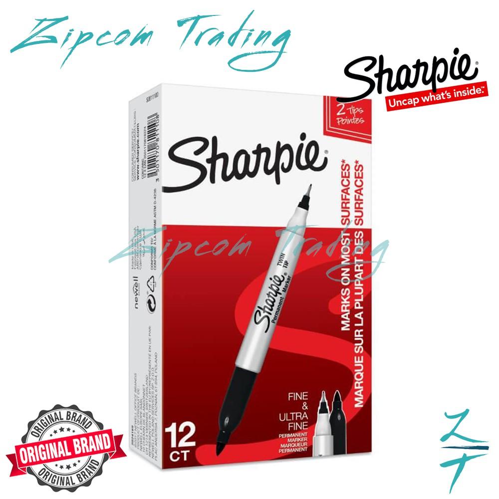 Sharpie Twin Tip Permanent Markers Pen