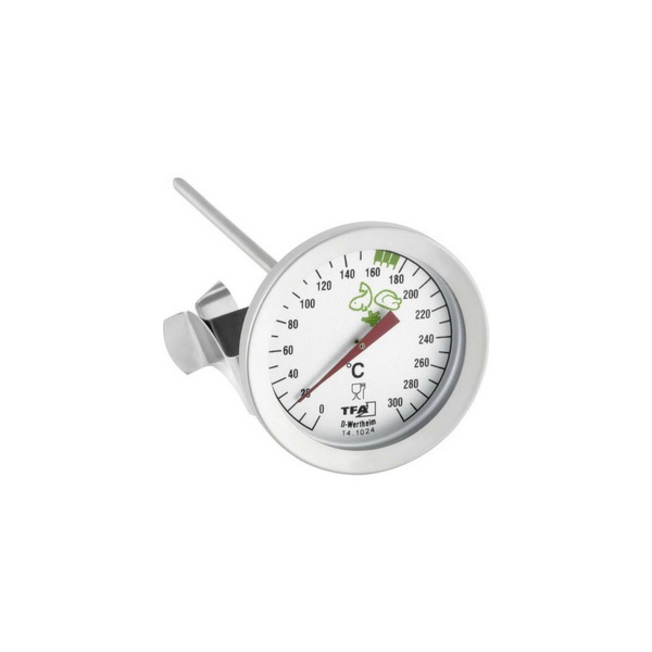 Deep Fry Thermometer 150x50mm, 0/300°C