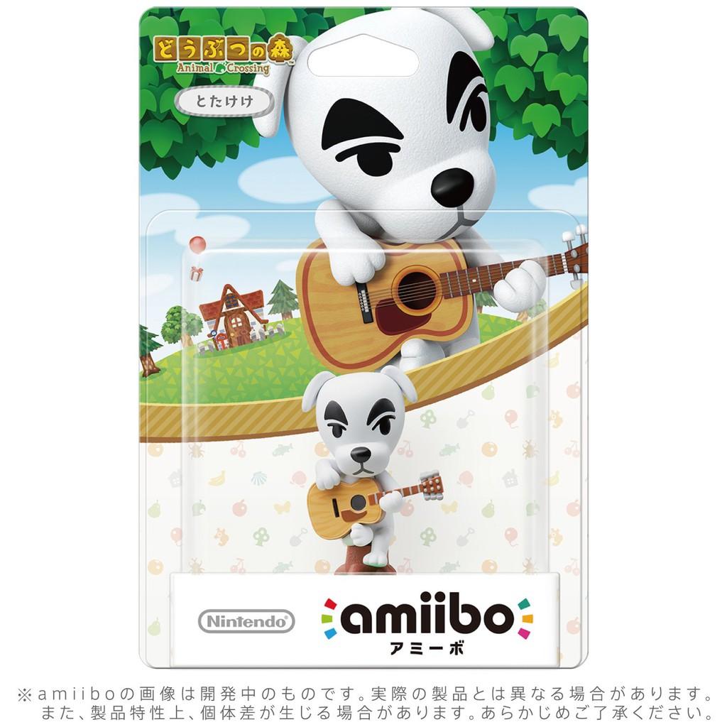 Nintendo amiibo Totakeke (Animal Crossing series)