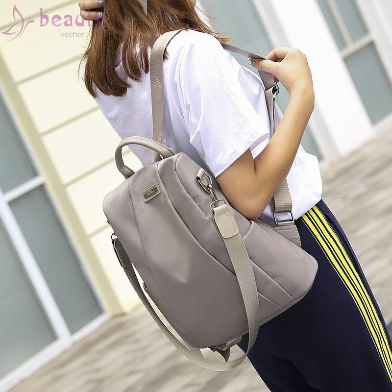 Fashion School Travel Casual Zipper Women Ladies Shoulder Messenger Bag