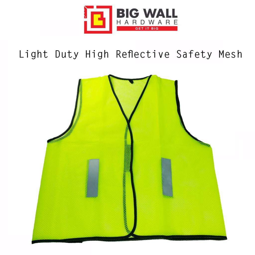 Light Duty High Reflective Safety Mesh