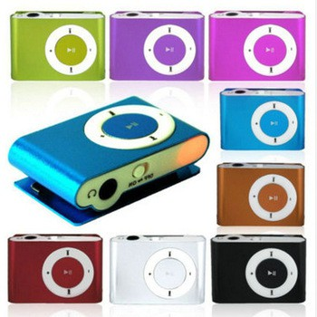 MP3 Player Clip Mini with Earphone