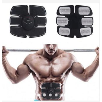 READY STOCK SHP] ALAT BENTUK OTOT MUSCLE / 6 PACK TRAINING / ABS Fit Six Pack EMS Muscle Trainer
