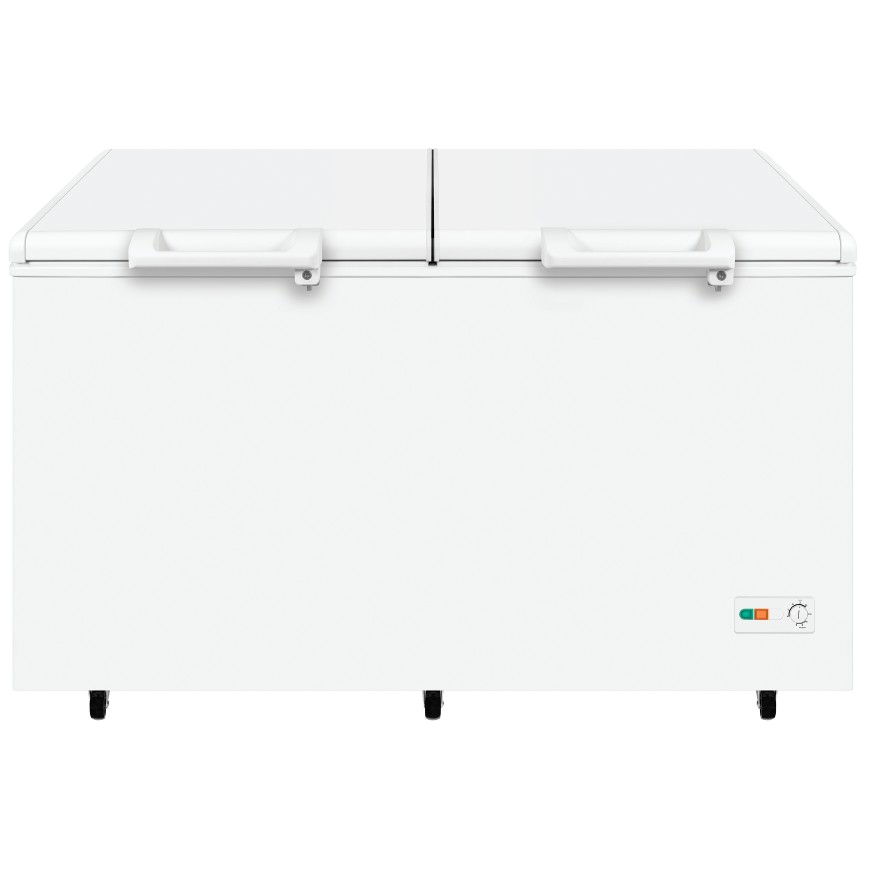 Haier BD-458HP 450L 6in1 Chest Freezer Refrigerator Peti Beku with R290 Refrigerant💥UPGRADE💥