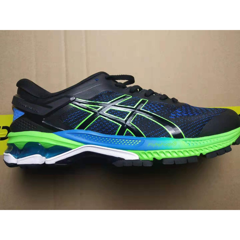 internacional A menudo hablado Para llevar  Men Shoes 2019 Asics GEL--KAYANO 26 Running Shoes Black blue green 40-45 |  Shopee Malaysia