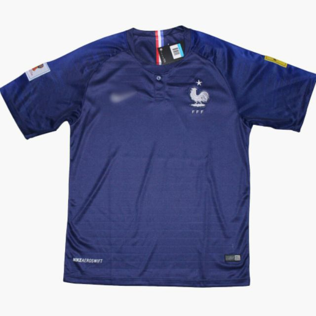 10890f399 France National Team Home Jersey World Cup 2018 Sportwear