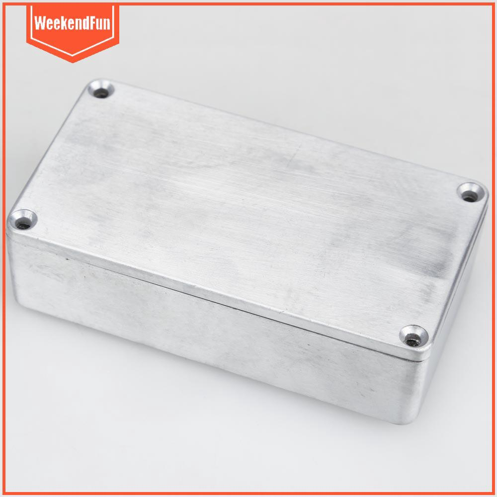 1590BB Effects Pedal Aluminum Stomp Box Enclosure for Guitar Instrument Cases