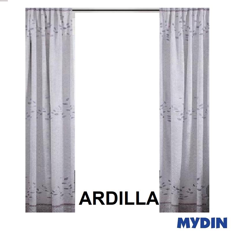 "Ardilla Curtain 2 Panel Sliding Door WX20062SDA (96'' x 90"") #Raya"