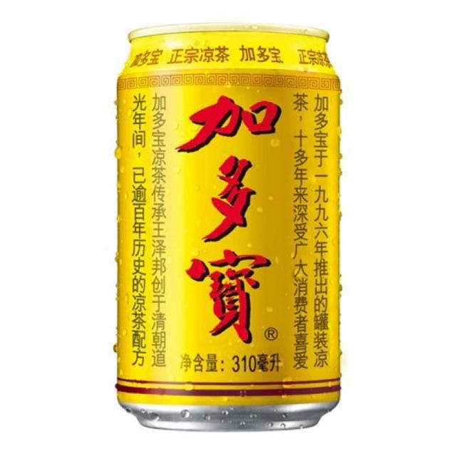加多宝 Jia Duo Bao Herbal Tea ...
