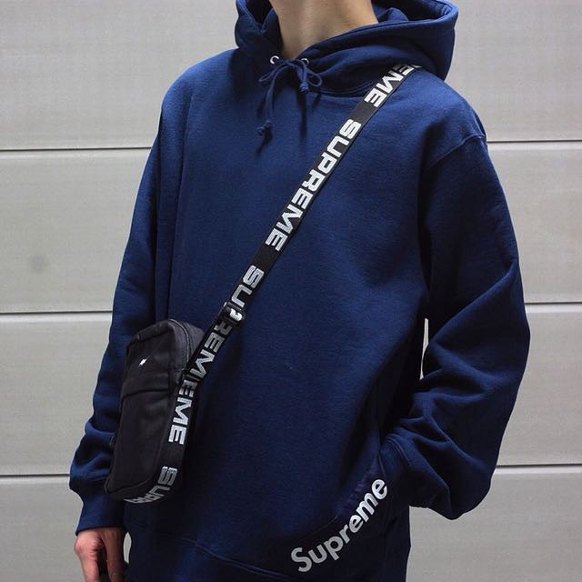 SALES!! [LOCAL] Supreme SS18 Shoulder Bag Sling Bag Cross Body Bag