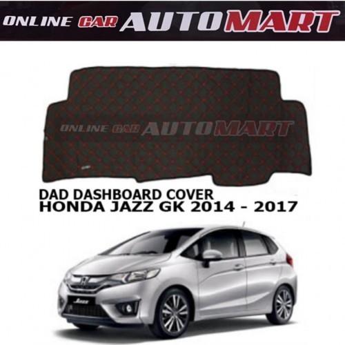 DAD Non Slip Dashboard Cover - Honda Jazz Yr 2014