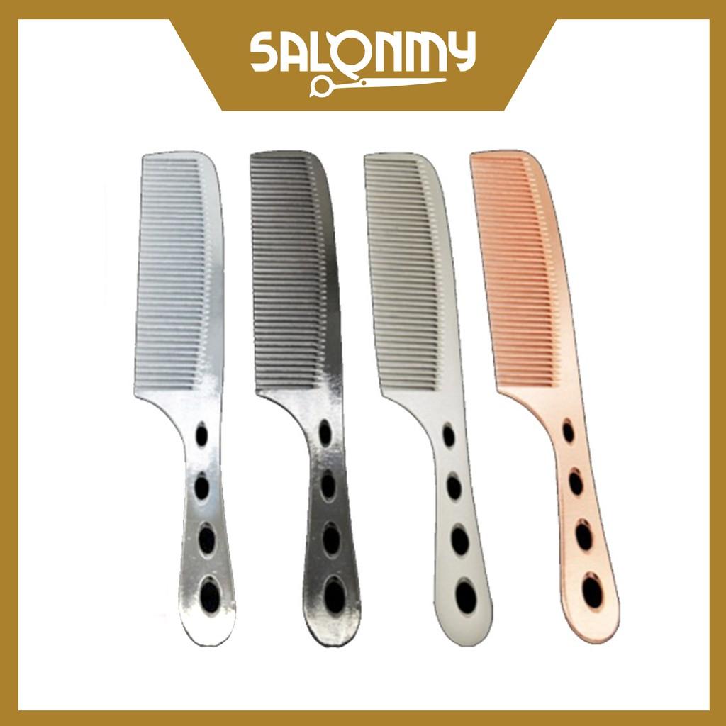 Aluminum Barber Anti-static Barber Comb
