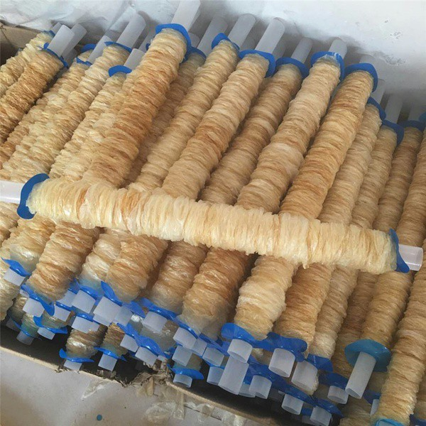 No 1 best selling!! 16 meter/ piece sausage casing caliber 42mm , sausage  cover,