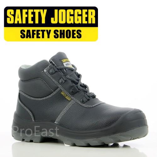 df9c8f60a93 SIZE EU42 (UK 8 ) SAFETY JOGGER BESTBOY MIDCUT SAFETY SHOES