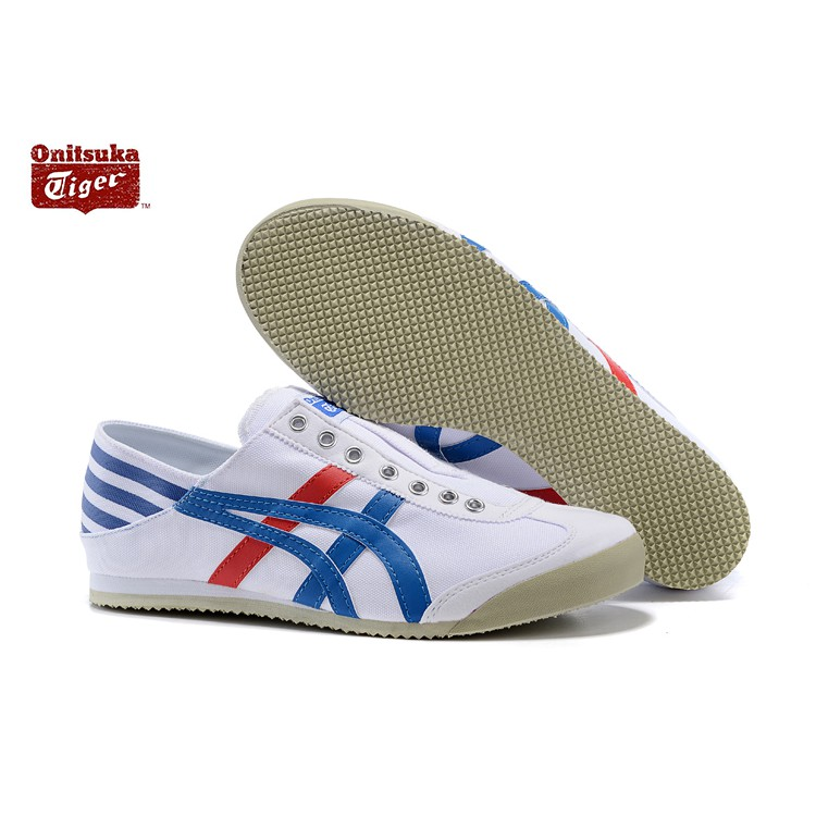 new arrival cf262 4012e Asics Onitsuka Tiger MEXICO 66 Men Women Cortez Shoes Unisex Casual Lazy  Shoes