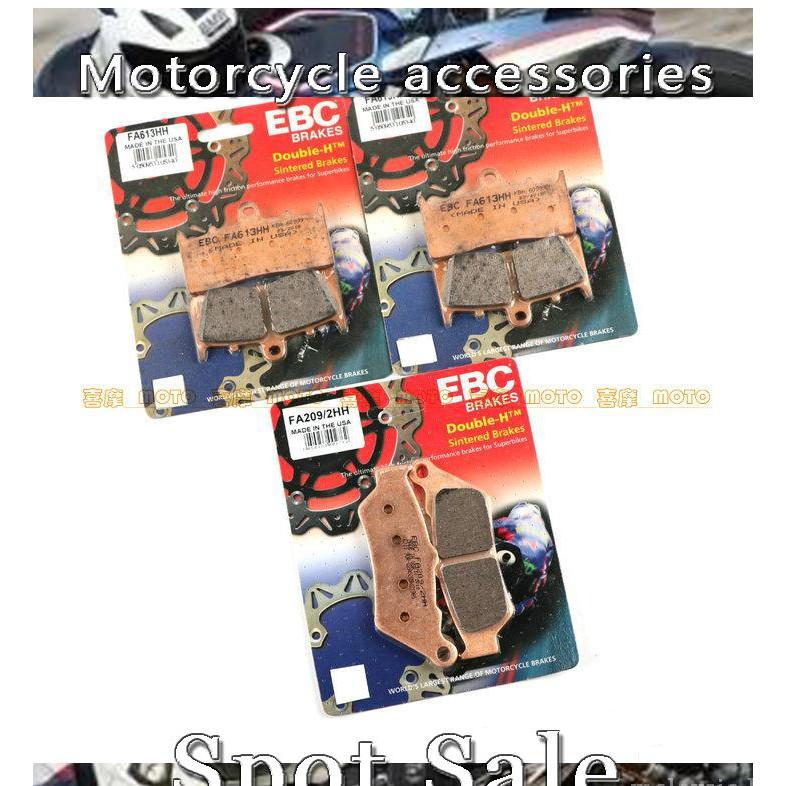 3x Sets /< K1200S BMW K 1200 S  /> FRONT /& REAR SINTERED CERAMIC BRAKE PADS