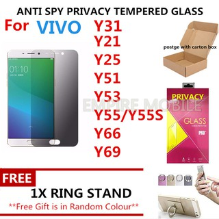 VIVO V5 V5S PLUS V3 MAX Y21 Y31 Y51 Y53 Y55 Y55s Y66 Privacy