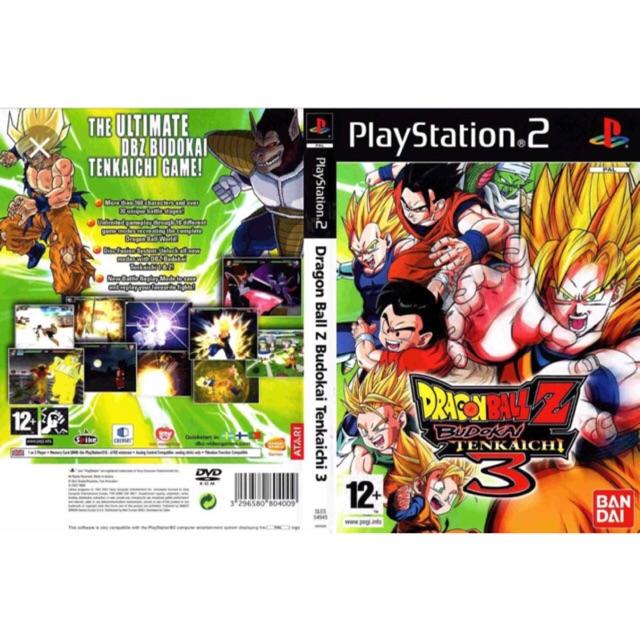 Dragon ball z budokai tenkaichi 3 download ps2
