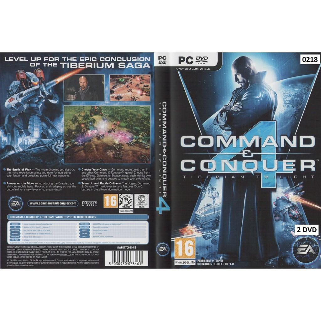 (PC) Command & Conquer 4 Tiberian Twilight