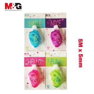 M&G Mini Correction Tape ACT 52572 (5mm x 5m)