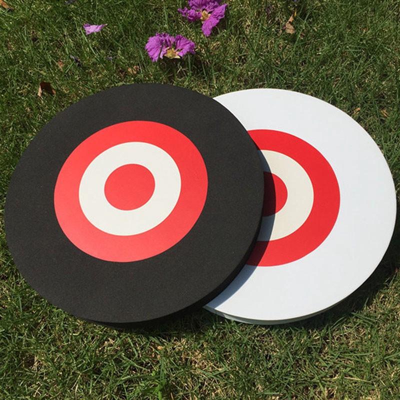 EVA Arrow Circle Targets Foam Board Bow Moving Shooting Practice Outdoor Durable