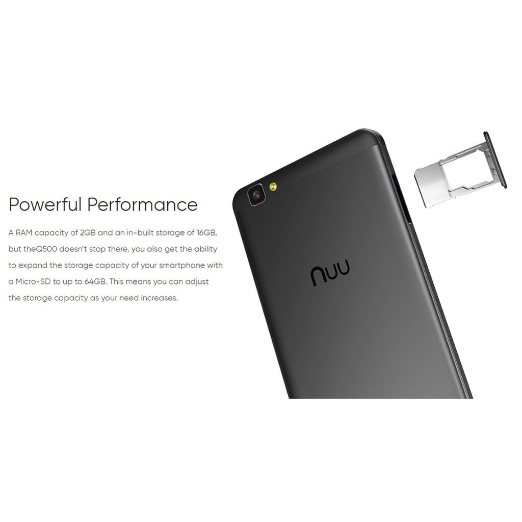 Nuu Q500, 5