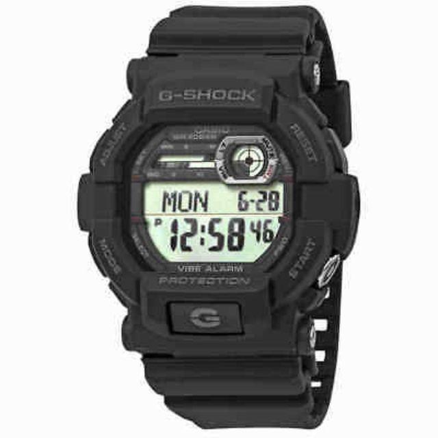 77fc45001b3b6 G-Shock Vibration Alert Auto LED GD-350-8 Grey