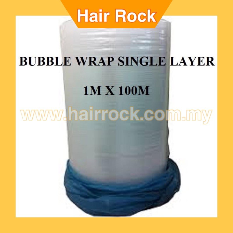 Bubble Wrap Large Roll 1m x 100m Thickness (10mm)