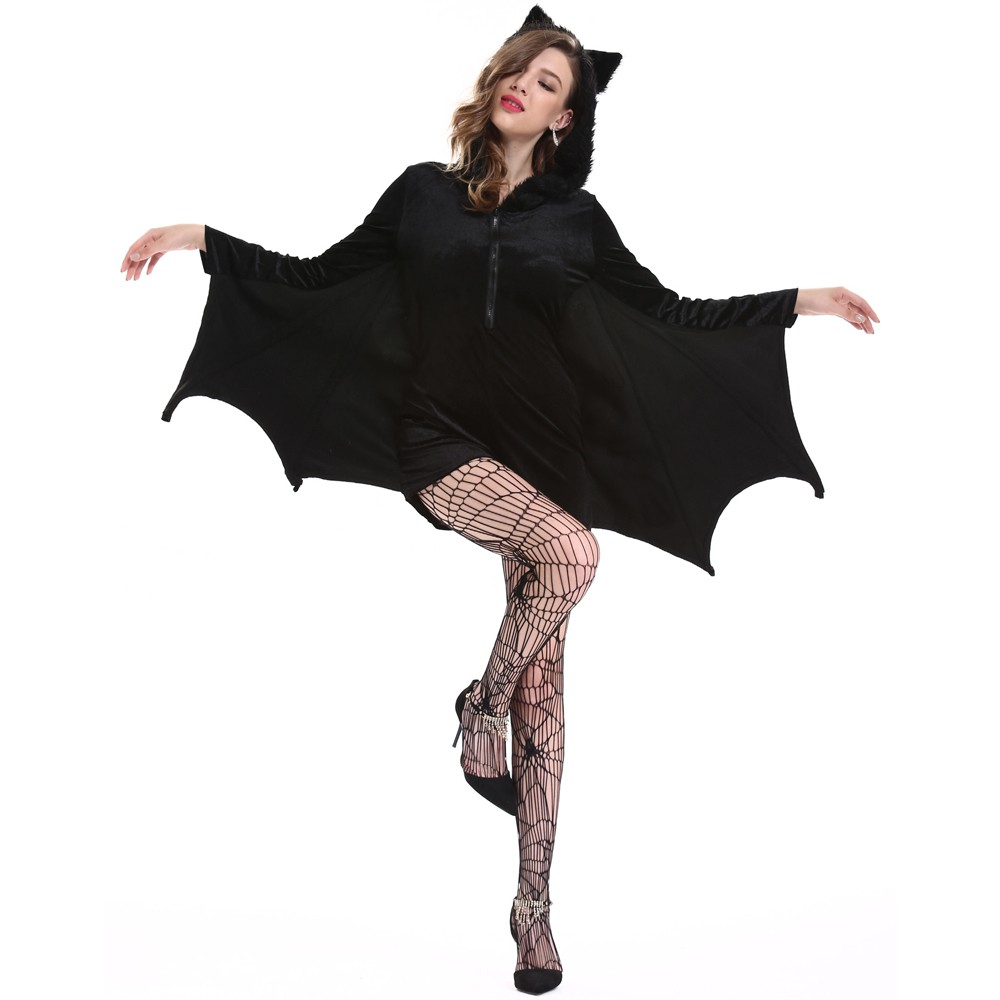 6d8c1e80ac4 Popular Adult Kids Dress Outfit Unisex Funny Cotton blends Clothing Bat  Vampire