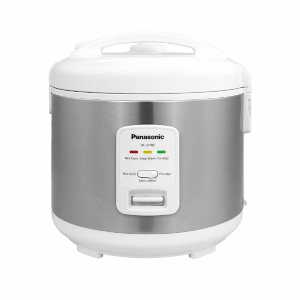 Panasonic Jar Rice Cooker SR-JP185 (1.8L) With Porridge Function | Shopee Malaysia