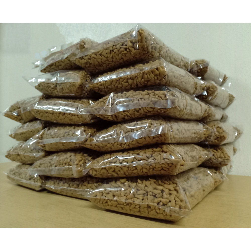 [RAYA SALES] Makanan kucing MURAH 100% Ikan Laut High Protein Orgenic DHA High Grain Cat Food