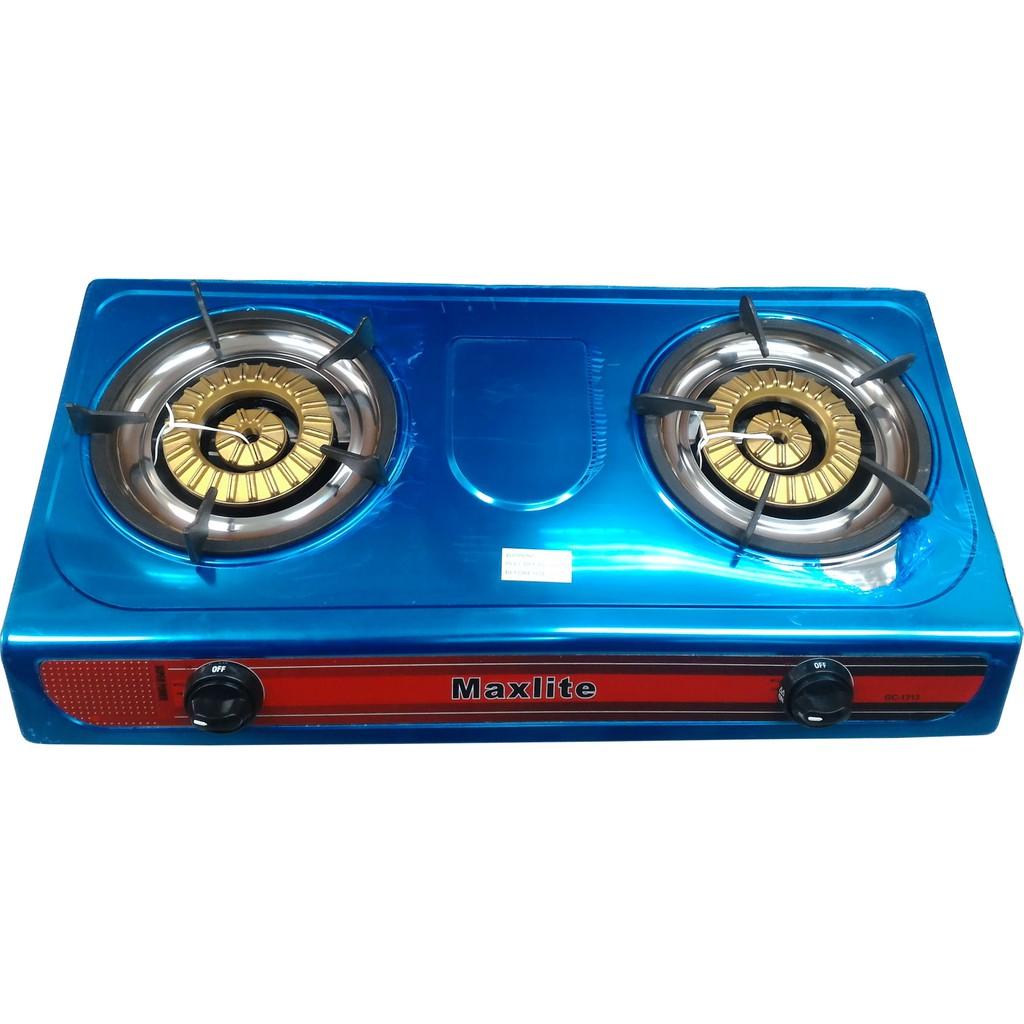 Maxlite Gas Cooker 1313 Dapur Gas_1706005