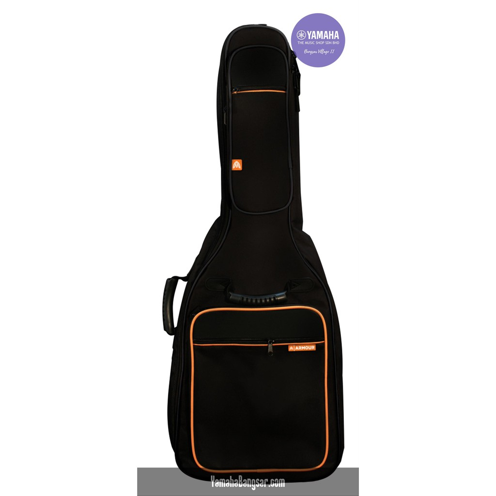 Acoustic Guitar Padded Bag For Classical Guitar Well Padded And Heavy Duty.