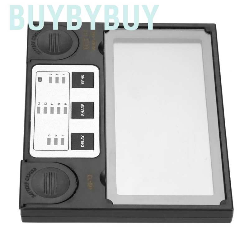 Wide View TX550E Solar Panel Welding Helmet Lens Welding Mask Auto Darkening Lens 110 /× 90mm