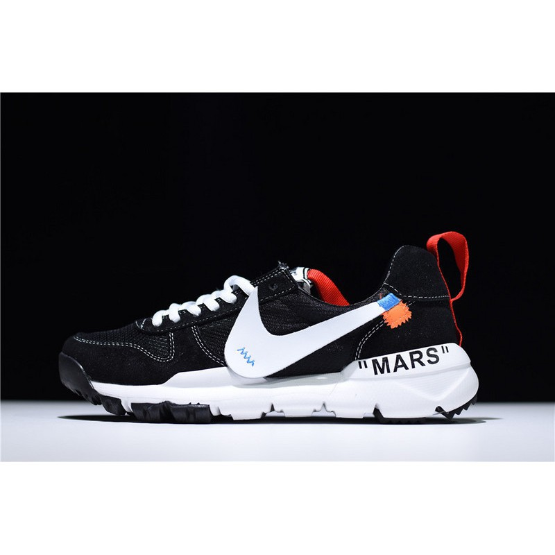 Nike Big Swoosh Off White Ready Stock Sports Shoes Running Shoes AA2261 100