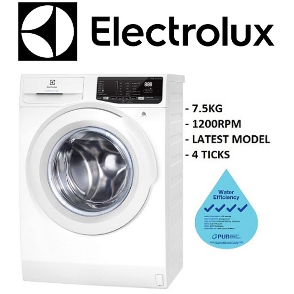 Electrolux 7.5kg UltimateCare™ 500 Front Load Washing Machine EWF7525EQWA