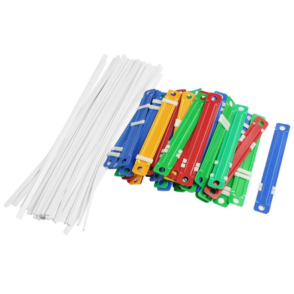 Plastic Paper Fastener 50pcs/box