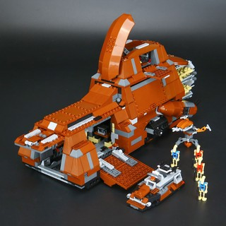 Compatible With Lego 7662 Lepin 05069 Star Plans TRADE