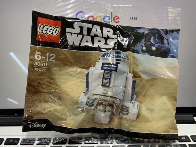 MrBrickHunt] Lego 30611 R2-D2 Polybag | Shopee Malaysia